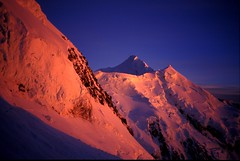 Rarakiora Alpenglow