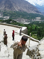 Baltit Fort, Hunza Valley, Pakistan (dromadarius) Tags: pakistan hunza karimabad