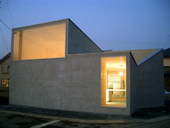 HOUSE-SAKT 01 (oTov) Tags: light house window japan architecture ibaraki lvl toride