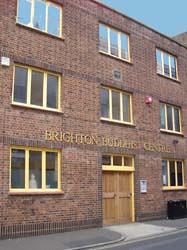 Brighton building