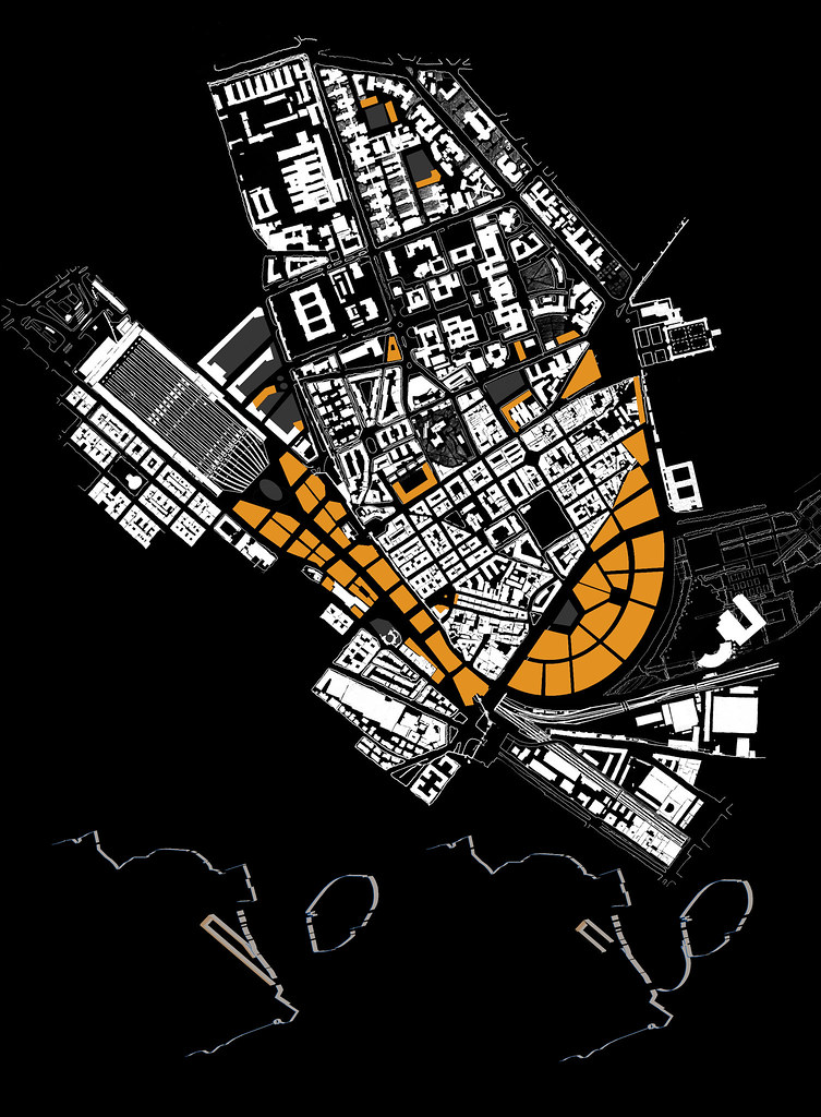 Termini Station Plan Rome