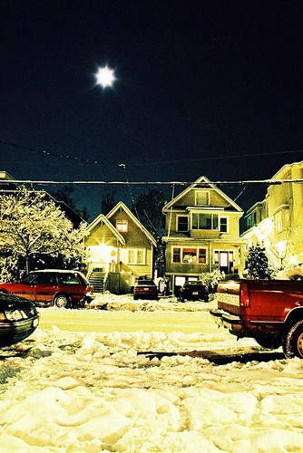 Vancouver Snow, by kk+.