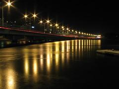 E-18 (Mazda6 (Tor)) Tags: street oslo stars lights highway traffic motorway neighborhood streaks e18 starred brum sandvika sandvikssen sen