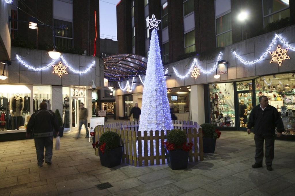 Christmas Decorations - Dublin