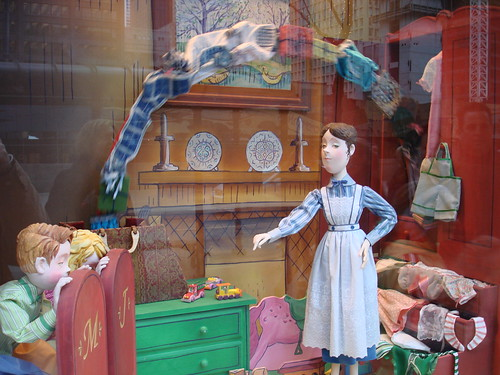Macy's Window - Mary Poppins