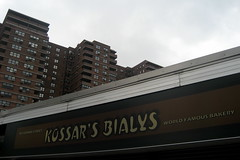 NYC - LES: Kossar's Bialys by wallyg, on Flickr