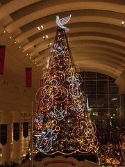 クリスマスツリー(Queens Square)
