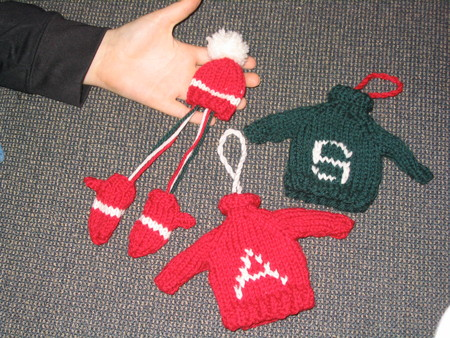 Christmas Ornaments for Kelly