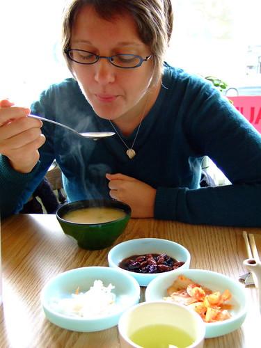 Dabney Eats Soup