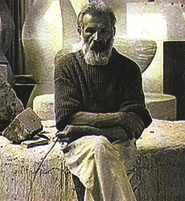 Constantin Brancusi - Romanian Sculptor