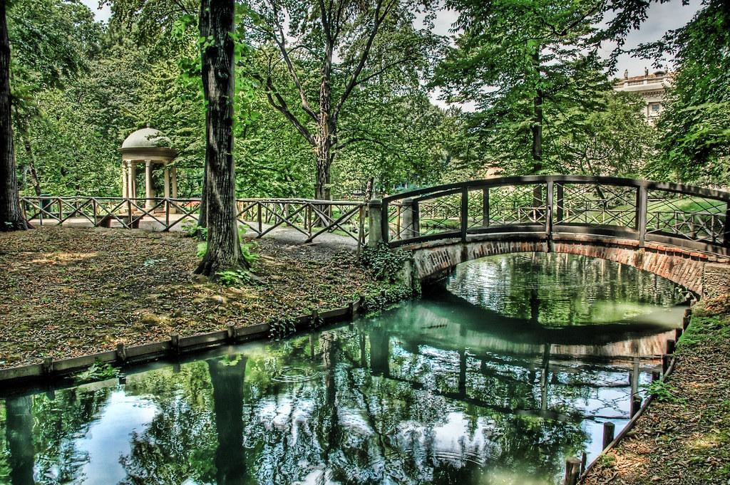 Silent Bridge in Milan