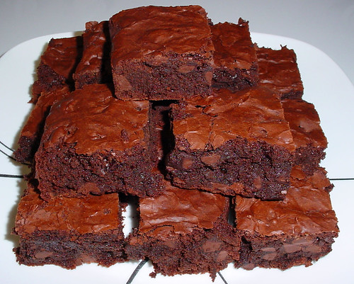 Brownies and fudge recipes