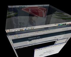 視窗層次 - beryl 0.1.4