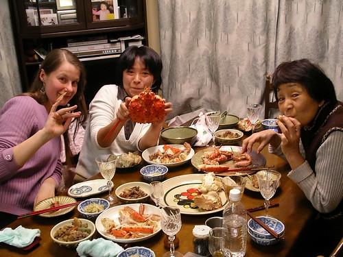 Crabby girls