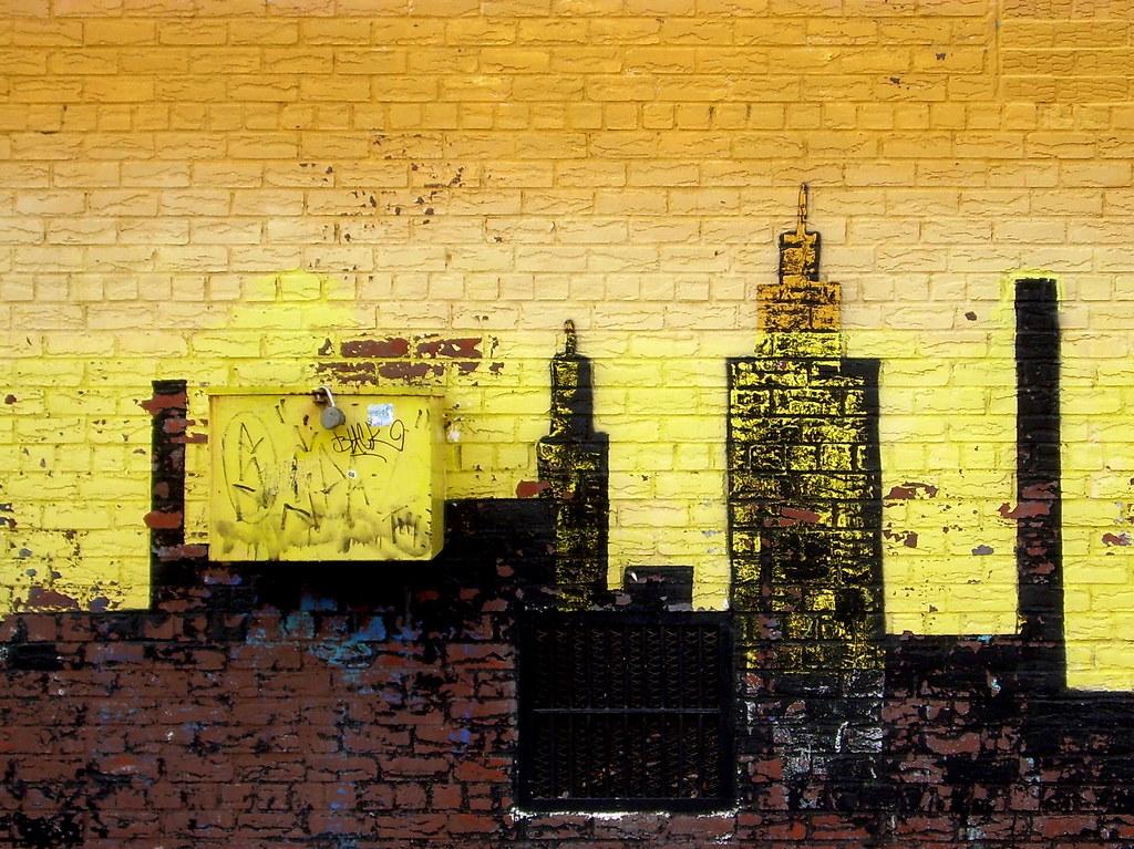 wall, flatlands