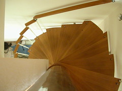 Essen   stairs in Annexe