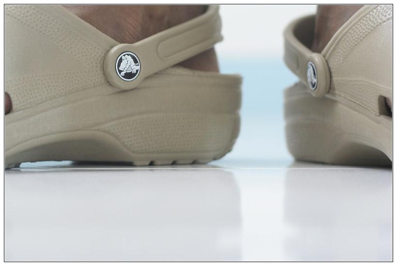 Crocs for my Feet