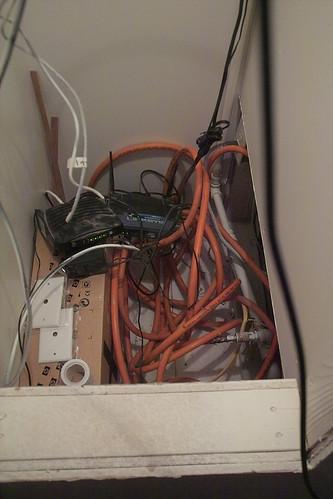 Network Closet