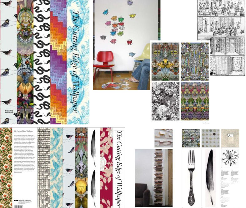 Book of the Week: The Cutting Edge of Wallpaper
