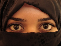 ? (HORIZON) Tags: portrait eye ex face portraits eyes friend faces iran horizon hijab persia arabic iranian niqab theface tchador portriature missx diamondclassphotographer