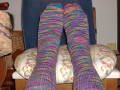 Socks That Rock...They Really Do!