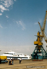 The docks of Dures