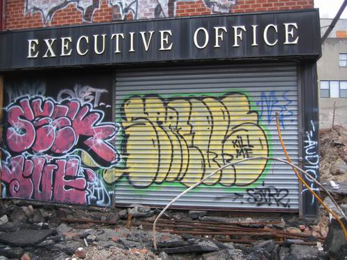 Excecutive Office