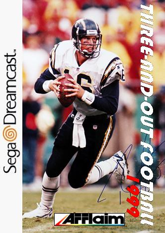 Ryan Leaf's Three-and-Out Football 1999