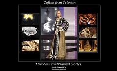 Caftan from Tetouan - Morocco