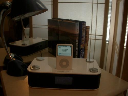 XtremeMac Luna iPod Clock Radio