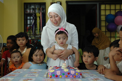 Happy Birthday to Aliya Irdina!