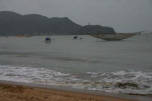 Quy Nhon Bay.