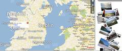Geomapped Ireland