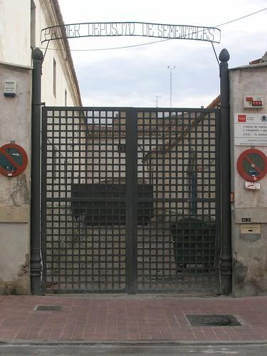 Puerta en Empecinado