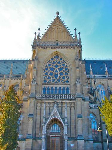Neuer Dom / cathedral in Linz por ecker.