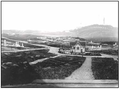 Karori Cemetery, 1896