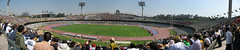 Panorama - C.U. (Pixteca | Len & Pix) Tags: autostitch panorama mexico football perfect stitch widescreen fifa soccer panoramas creativecommons pumas unam futbol novideo mexico68 pumasunam pixteca estadiounivrsitario perfectopanoramas