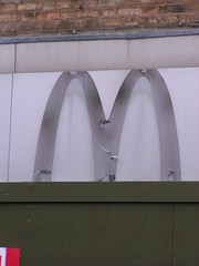 Ghost of McDonalds past (Rolyatam) Tags: mcdonalds guesswherelondon crystalpalace 2007 westowhill