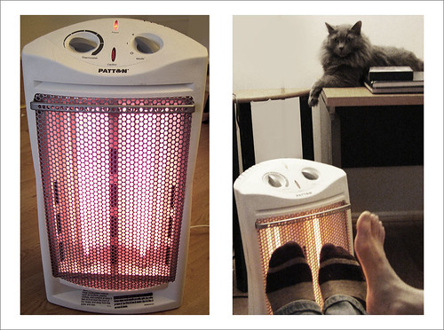 Day 107 - We have heat!