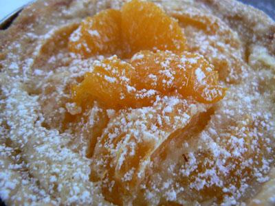 Tarte mandarine 5