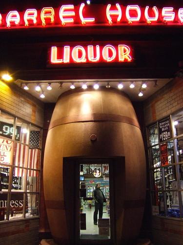Barrel Liquor