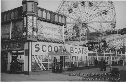 Coney Amusement Areax500
