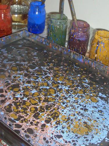 ebru sanatı resimleri www.kadinsak.com