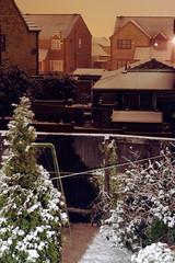 snow, england stops