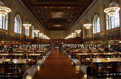 Library (...like a chimp with coconuts) Tags: interior library newyorkpubliclibrary books study studying readers libslibs librariesandlibrarians mg7499