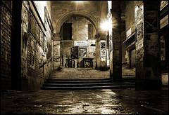 No Planned Route : Rain, Lights & Shadows - by brtsergio