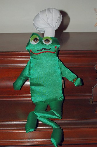 Chef Froggy Von Assy