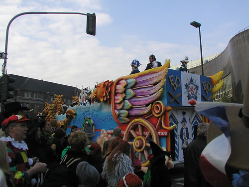 Dusseldorf Carnivale 0205 006
