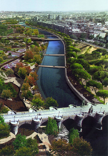 reforma madrid rio