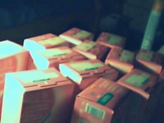 Coleccionista de tampones